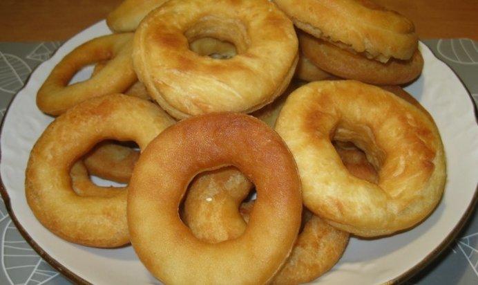 Быстрый пончиков с фото пошагово