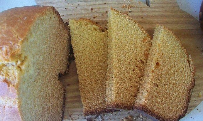 Кукурузный хлеб рецепты фото