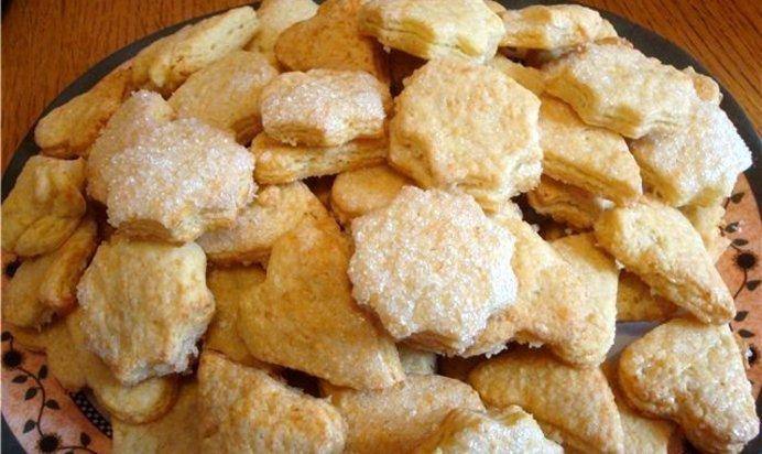 Нежное печенье рецепт пошагово