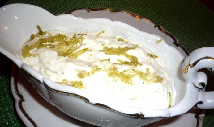 Татарский соус рецепт с пошагово