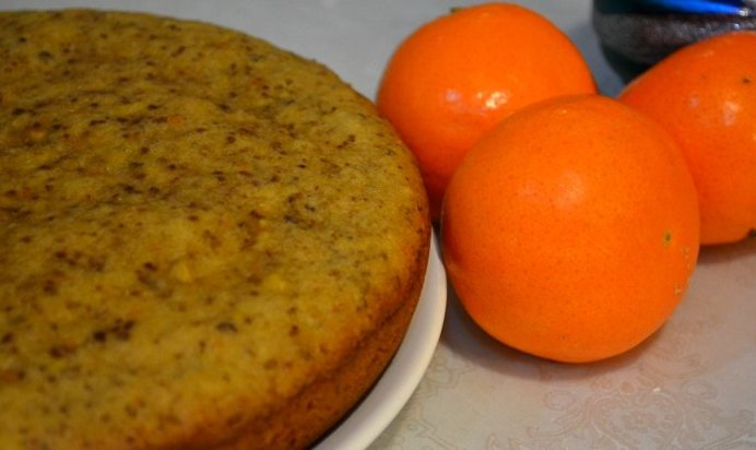 Мандариновый пирог в мультиварке рецепты
