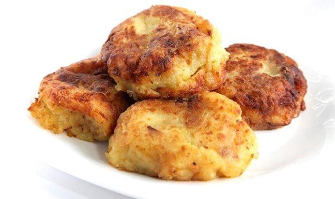 Картофельные зразы пошагово