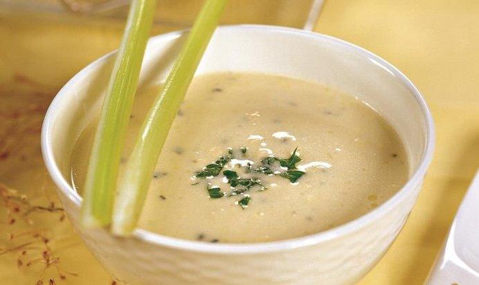 Суп из сельдерея с пошагово