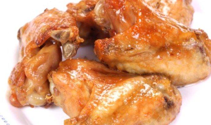 Куриные крылышки острые рецепт с пошагово в