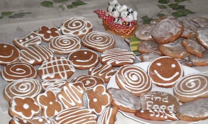 Домашние пряники рецепт с фото пошагово