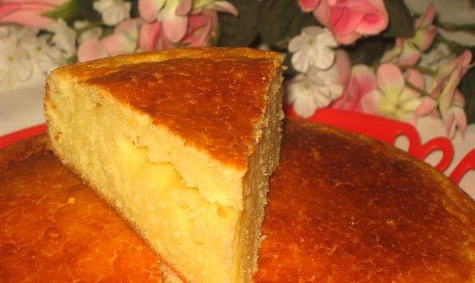 Рецепты выпечки манника пошагово 127