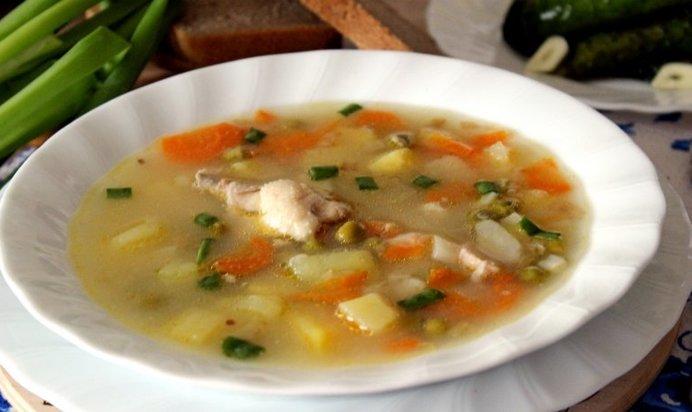 Суп с манкой рецепт с фото