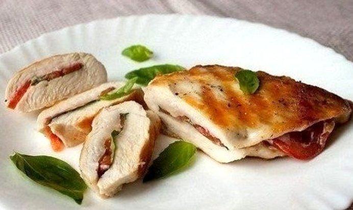 Диетические блюда из курицы / Простые рецепты