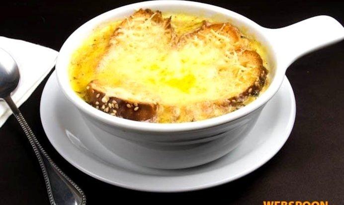 Луковый суп рецепт классический французский с фото