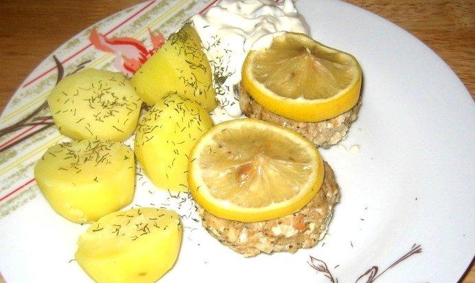 Котлеты в пароварке рецепты с фото пошагово