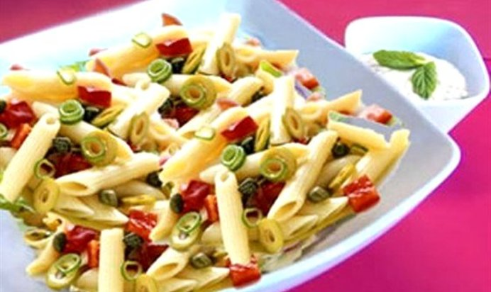 Итальянская кухня салаты фото