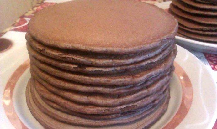 Рецепт панкейков в домашних условиях с фото пошагово простые
