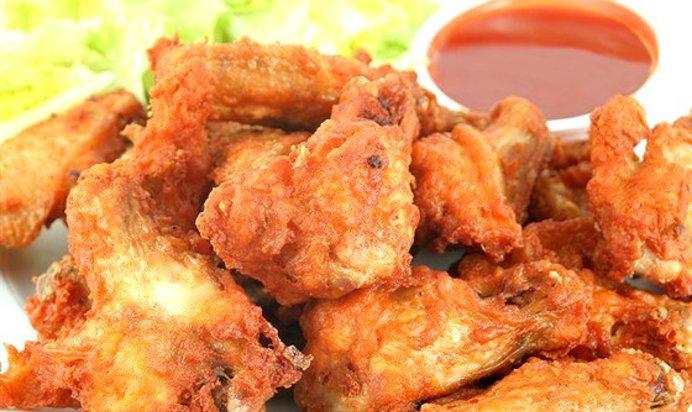 Куриные крылышки в кляре рецепт с фото