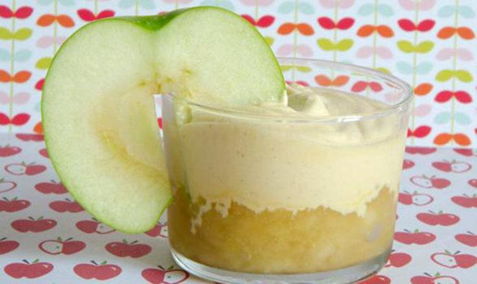 Десерт из яблок легкий рецепт