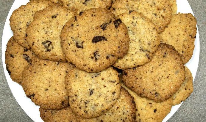 Овсяное печенье рецепт из овсяных хлопьев видео
