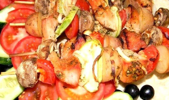 Диетические вторые блюда с фото