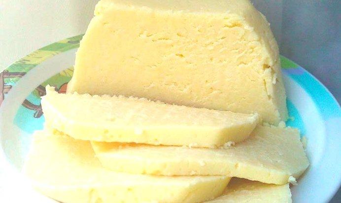 Сыр из кефира и молока в домашних условиях рецепт с фото пошагово