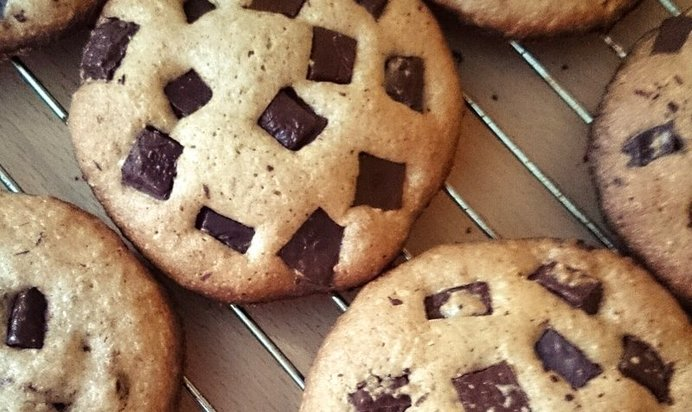 Печенье простыеы с фото