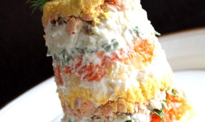 Салат мимоза рецепты фото простые
