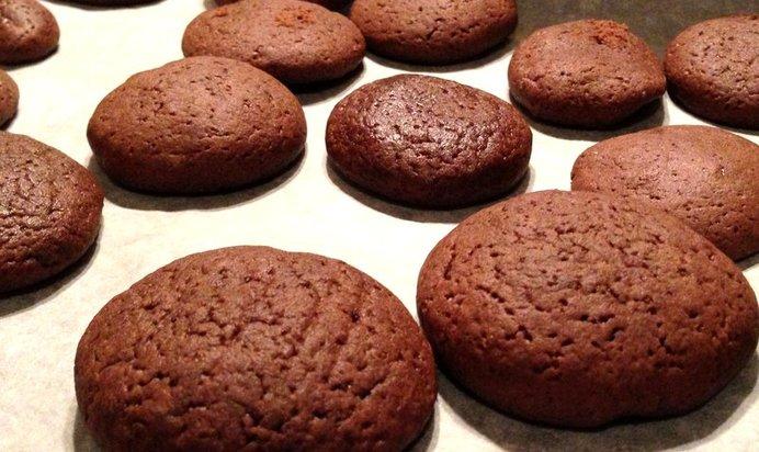 Как сделать из какао печенье 343