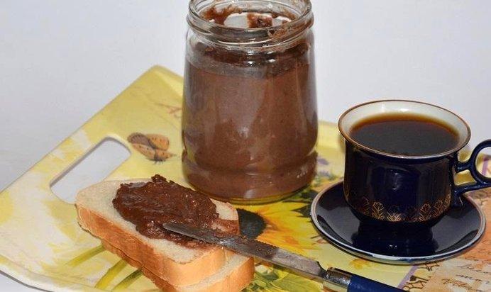 Приготовить шоколадная паста дома