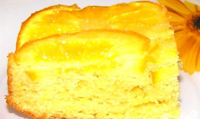 Апельсиновый пирог рецепт пошагово