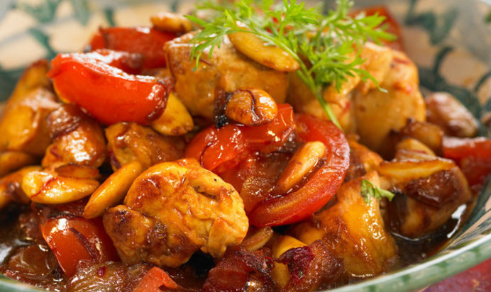 Курица в медовой глазури рецепт 172