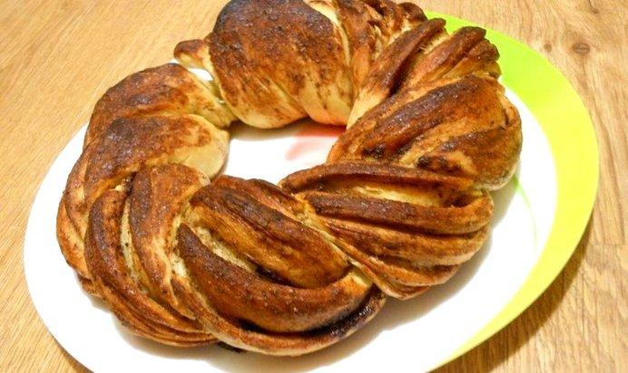 Калач сметанный рецепт пошагово в домашних условиях