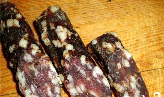 Рецепт с пошагово колбаса