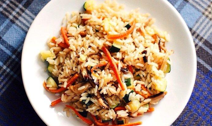 Китайский рис с яйцом рецепт пошагово с соевым соусом