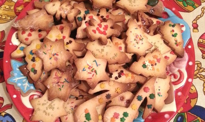 Как сделать домашние печенье рецепт 959