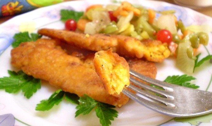 Икру рыбы рецепты