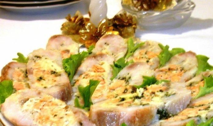 интересные рецепты из рыбы с фото