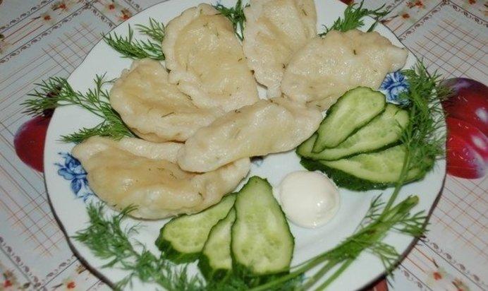 Ленивые вареники с картошкой рецепт с пошагово украинский