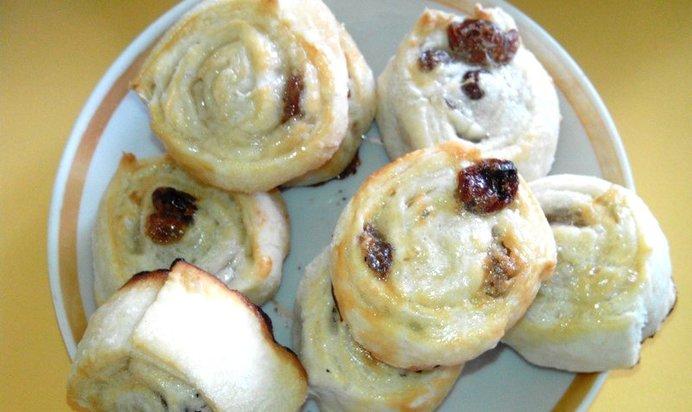 слоеное печенье рецепт с фото пошагово
