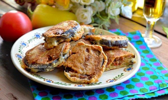 рецепт баклажаны в кляре по-китайски рецепт с фото