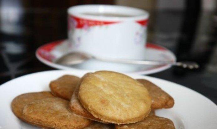 Печенье не сдобноеы