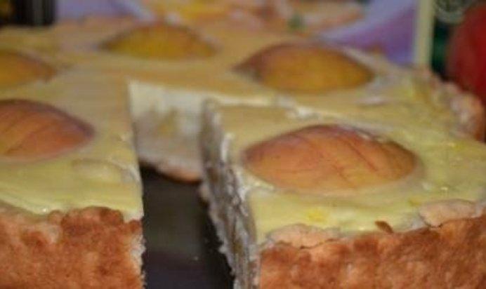 Пирог с яблоками заливной рецепт с фото пошагово в духовке