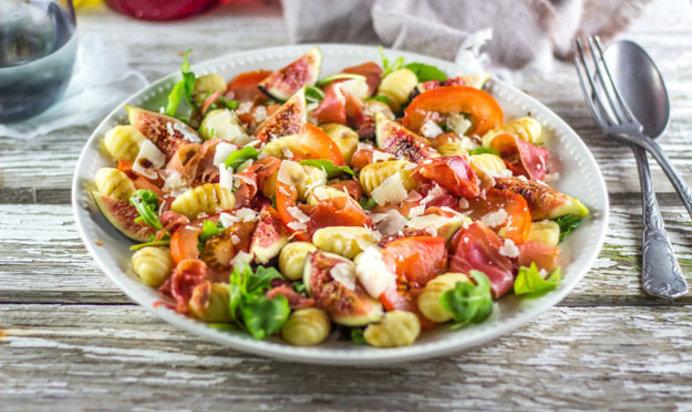 Итальянские салаты рецепты с простые