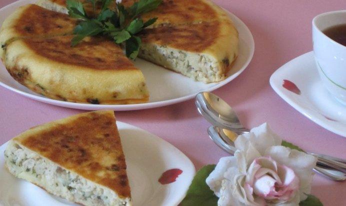 Рецепты пирога из мясного фарша