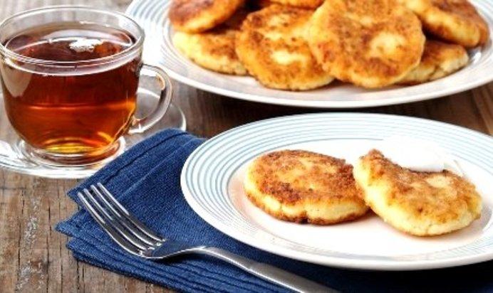 Сырники без муки рецепт с фото
