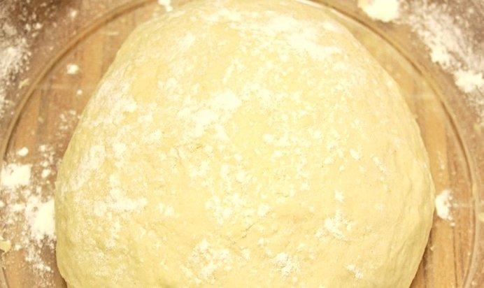 Осетинские пироги тесто пошагово