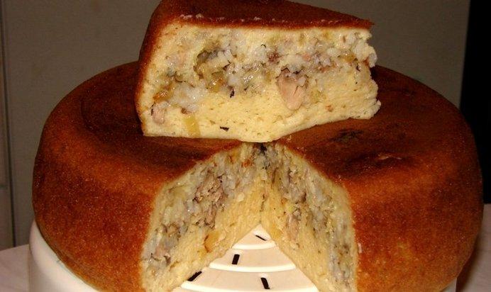 Пирог в домашних условиях в мультиварке 176