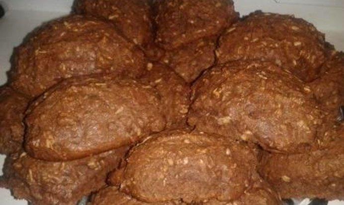 Рецепт овсяных печений в домашних условиях пошагово 566