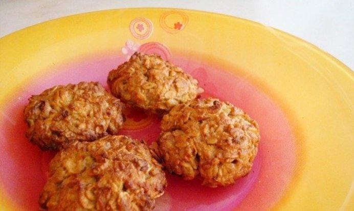 Печенье из геркулеса рецепт с фото пошагово