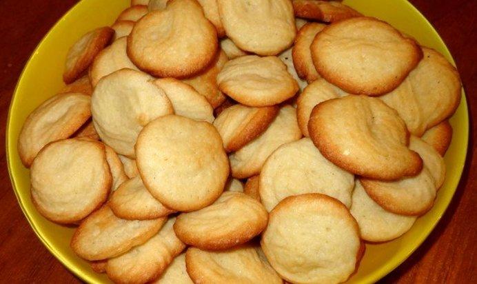 Песочное печенье рецепт пошагово с фото
