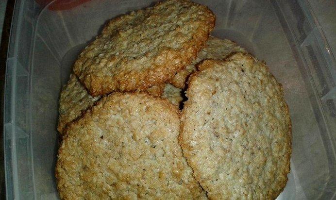 Рецепт овсяных печений в домашних условиях пошагово 810