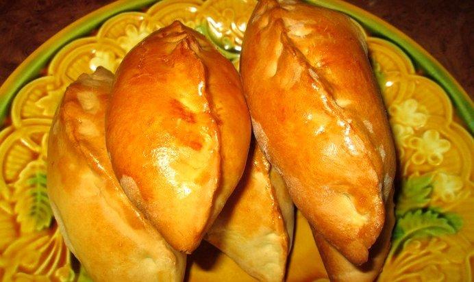 Классические пироги рецепт фото