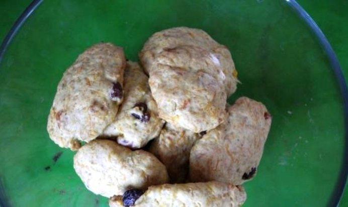 Тыквенное печенье рецепт пошагово