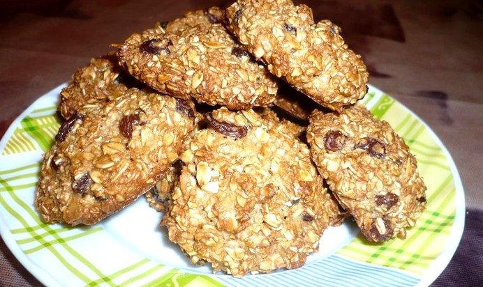Овсяное печенье в домашних условиях рецепт пошагово с в